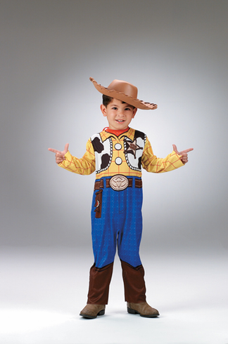 DISNEY STANDARD WOODY COSTUME