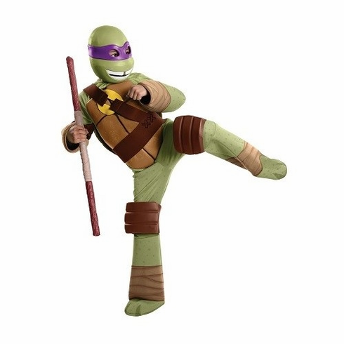 DONATELLO TEENAGE MUTANT NINJA TURTLE CHILD COSTUME