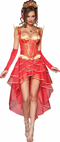 DRAGON LADY ADULT COSTUME