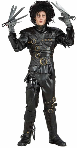 EDWARD SCISSORHANDS GRAND HERITAGE ADULT COSTUME