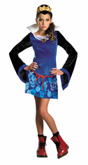 EVIL QUEEN TWEEN COSTUME