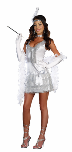 FLAP HAPPY ADULT SEXY COSTUME