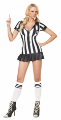 GAME OFFICIAL DRESS ADULT SEXY COSTUME
