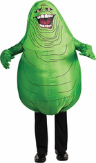 GHOST BUSTERS INFLATABLE ADULT SLIMER COSTUME