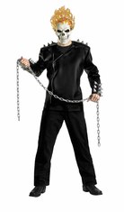 GHOSTRIDER CLASSIC DELUXE ADULT COSTUME