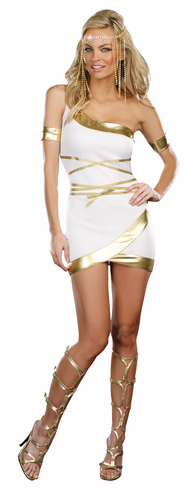 GODDESS ADULT COSTUME