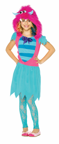 GROWLING GABBY CHILD COSTUME