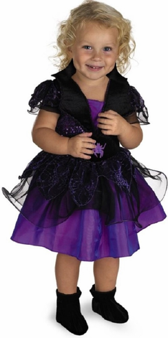 Infant Spider Princess Costume