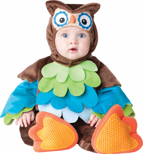 INFANT WHAT A HOOT COSTUME