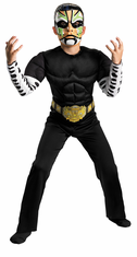 JEFF HARDY CLASSIC MUSCLE CHILD COSTUME