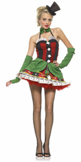 LADY LUCK ADULT SEXY COSTUME
