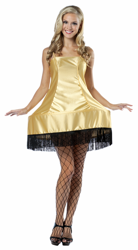 LEG LAMP DRESS ADULT COSTUME