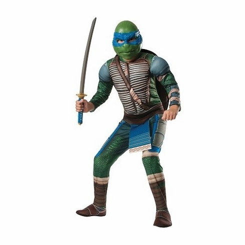 LEONARDO TEENAGE MUTANT NINJA TURTLES CHILD COSTUME