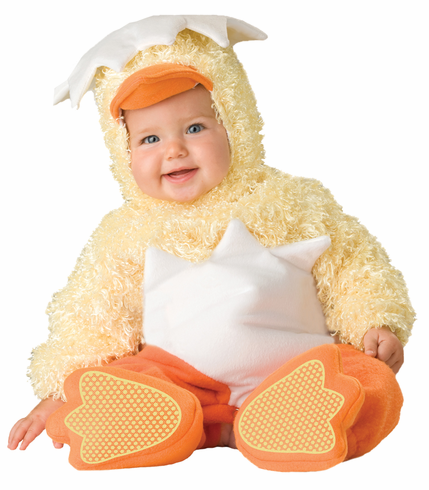 LIL CHICKIE INFANT COSTUME