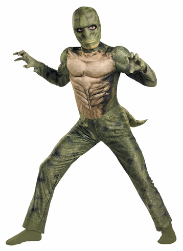 LIZARD CLASSIC MUSCLE CHILD COSTUME