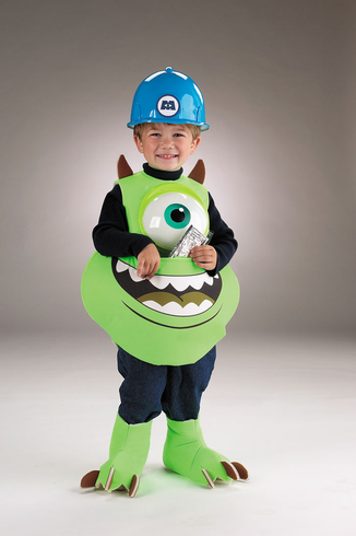 MIKE CANDY CATCHER CHILD COSTUME