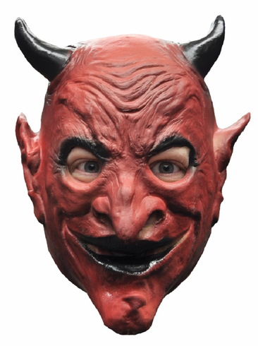 Mini Devil Monster Mask