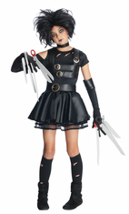 MISS SCISSORHANDS TWEEN COSTUME