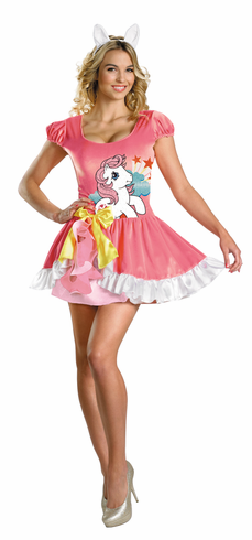 MY LITTLE PONY SASSY SUNDANCE ADULT COSTUME