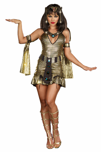 NAUGHTY ON THE NILE ADULT SEXY COSTUME