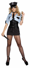 OFFICER B NAUGHTY ADULT SEXY COSTUME