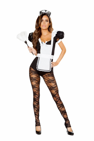 Parlor Maid Costume