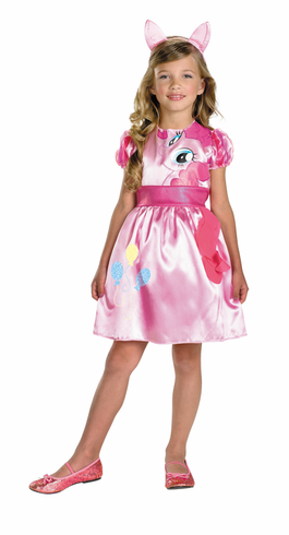 PINKIE PIE MAGIC OF CANTERLOT CHILD COSTUME
