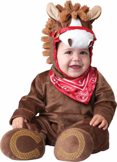PLAYFUL PONY TODDLER COSTUME