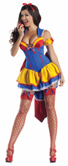 POISON APPLE BODY SHAPER ADULT SEXY COSTUME