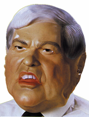 PRESIDENTIAL CANDIDATE NEWT