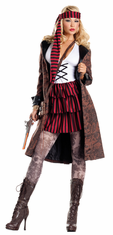 PROVOCATIVE PIRATE ADULT SEXY COSTUME