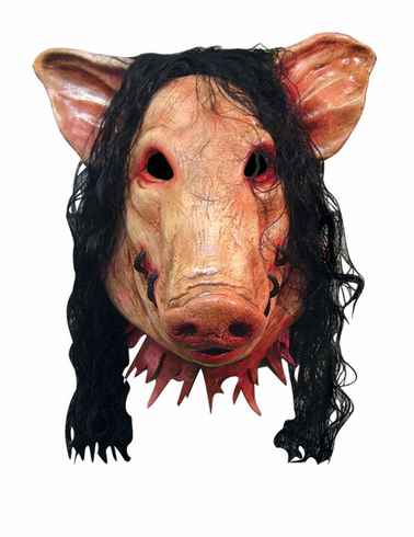 SAW PIG HEAD MASK
