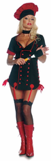 SEXY MIDNIGHT SIZZLE CHEF ADULT COSTUME