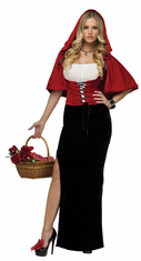 SEXY RED ADULT COSTUME