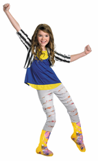 SHAKE IT UP CECE DELUXE CHILD COSTUME