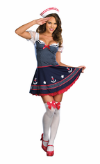 SHIP HAPPENS ADULT SEXY COSTUME