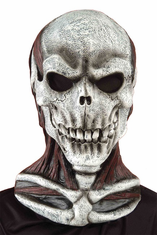 Skull With Chest Mask