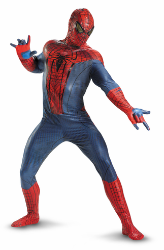SPIDER-MAN MOVIE THEATRICAL ADULT COSTUME
