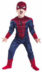 SPIDERMAN MOVIE MUSCLE CHILD COSTUME