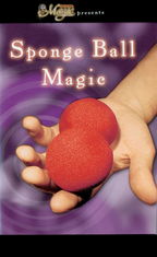 SPONGE BALL MAGIC BOOK