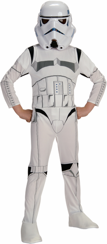 STORMTROOPERS CHILD COSTUME