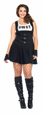 SULTRY SWAT ADULT SEXY PLUS SIZE COSTUME