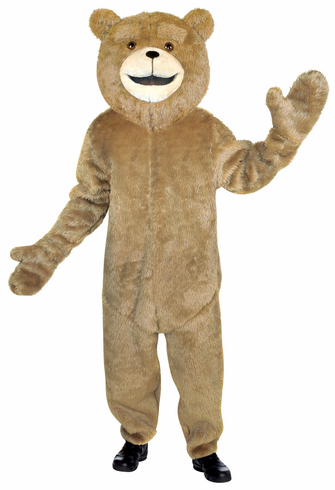 TED JUMPSUIT ADULT COSTUME