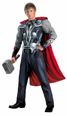 THOR CLASSIC MUSCLE ADULT COSTUME