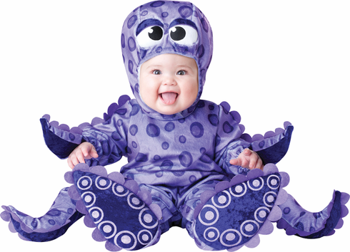 TINY TENTACLES INFANT COSTUME