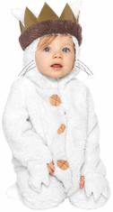 WHERE THE WILD THINGS ARE BABY MAX INFANT COSTUME
