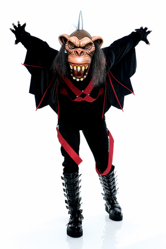 WICKED OF OZ FLYING MONKEY ADULT COSTUME