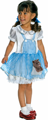 WIZARD OF OZ DOROTHY TODDLER COSTUME