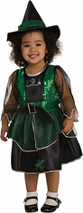 WIZARD OF OZ WICKED WITCH CHILD COSTUME