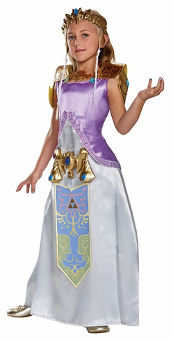 Zelda Child Costume
